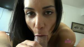 Fuck Tia Cyrus and Creampie Her Petite Pussy